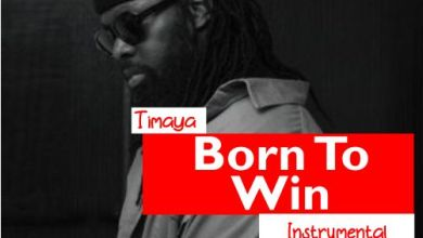 Photo of Timaya – Born To Win Instrumental Mp3 Download