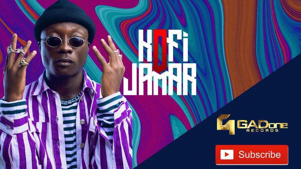 Kofi Jamar – Mi Dey Up (Prod. by Trino)