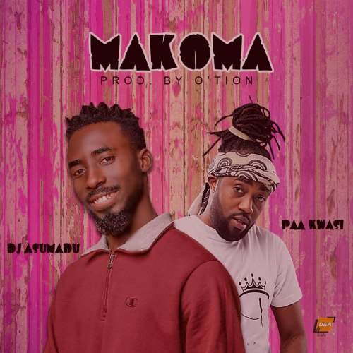 Ghanaian American based Disc Jockey cum rapper DJ Asumadu teams up with Paa Kwasi on a classic Highlife tune titled 'Makoma'.