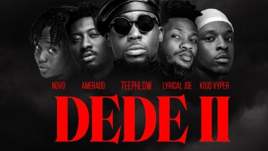 Photo of Teephlow – Dede 2 Ft Novo x Amerado x Lyrical Joe x Kojo Vyper
