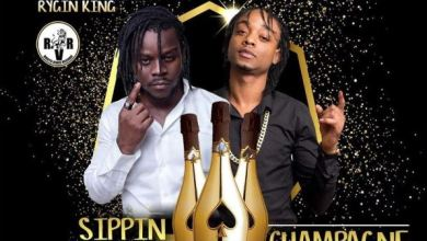 Photo of Jupitar & Rygin King – Sippin Champagne