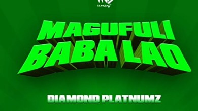 Photo of Diamond Platnumz – Magufuli Baba Lao