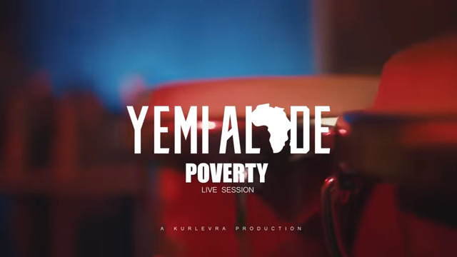 Yemi Alade – Poverty (Live Session)