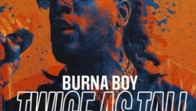 Photo of Burna Boy ft. Stormzy – Real Life Instrumental