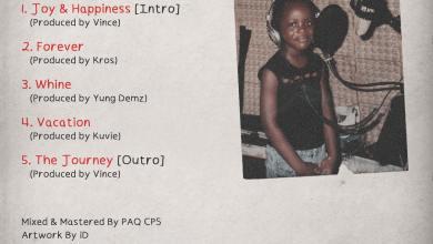 Photo of Gyakie – Joy & Happiness (Intro) (Prod. By Vince)