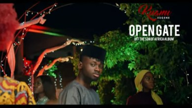 Photo of Kuami Eugene – Open Gate (Official Video)