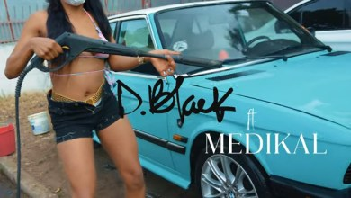 Photo of D-Black ft. Medikal – Falaa (Official Music Video)