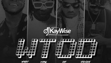 Photo of DJ Kaywise – What Type Of Dance Instrumental