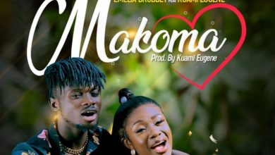 Photo of Emelia Brobbey – Makoma ft Kuami Eugene (Lyrics Video)