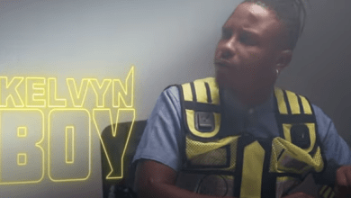 Photo of Official Video: Kelvyn Boy – Mata