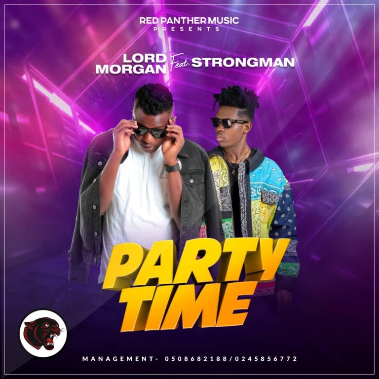Lord Morgan – Party Time Ft. Strongman