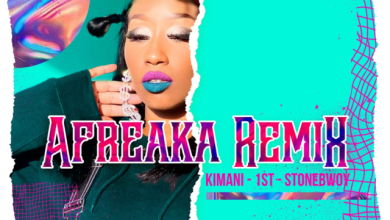 Photo of Victoria Kimani – Afreaka (Remix) Ft Stonebwoy