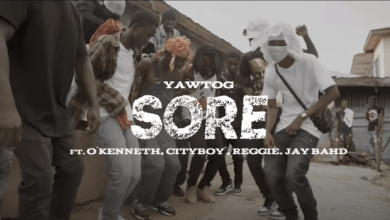 Photo of Official Video: Yaw Tog – Sore Ft O'Kenneth, City Boy, Reggie & Jay Bahd