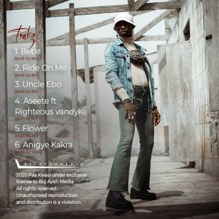 Paa Kwesi - Aseete Ft. Righteous Vandyke (Prod By ATO)