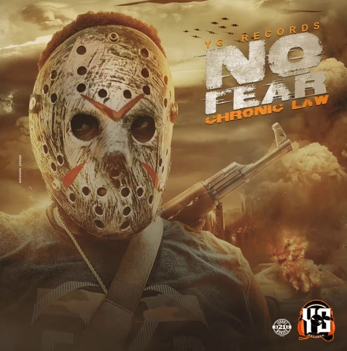 Chronic Law - No Fear (Prod. by Grim YG)