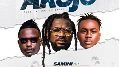 Photo of Samini – Akɛjo ft. Kelvyn Boy & Larruso (Animation Video)