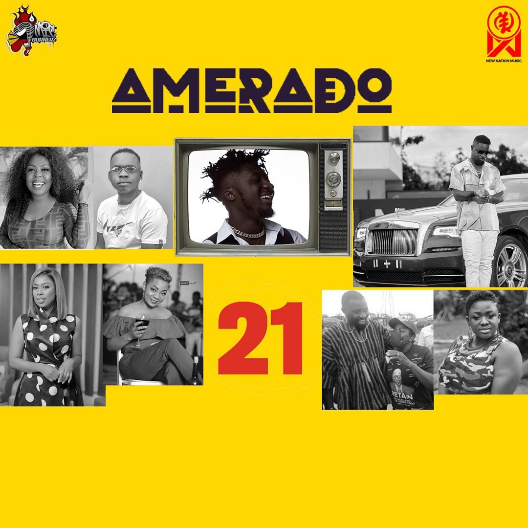 Amerado – Yeete Nsem (Episode 21)