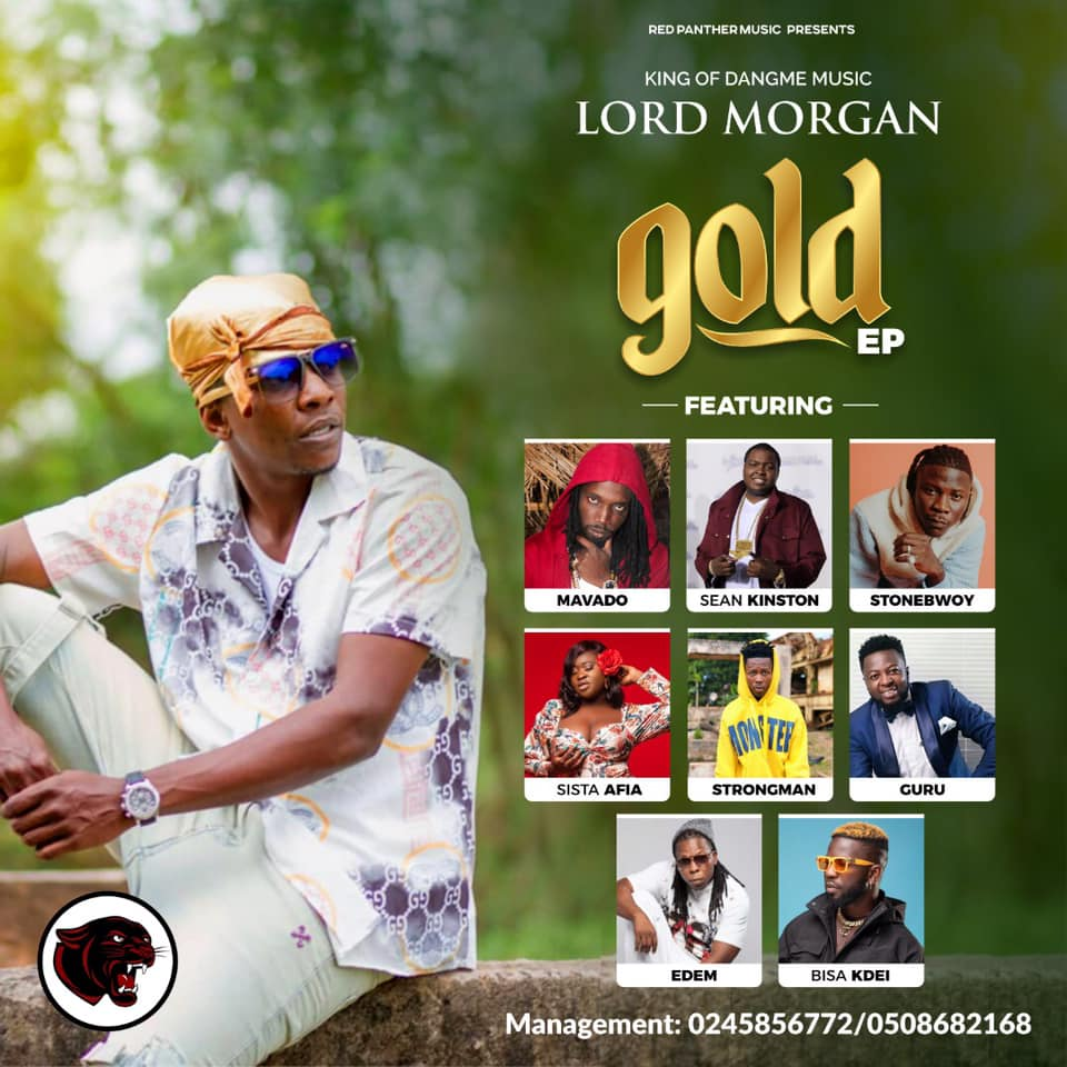 Lord Morgan - Be Nice To Me Ft Bisa Kdei