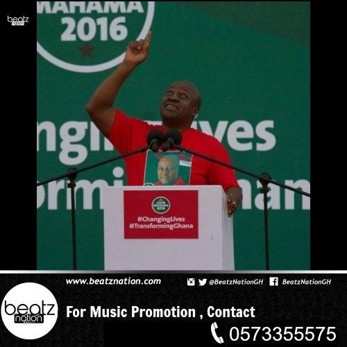Dee Aja – Onaapo (John 3:16) (NDC Campaign Song 2016)