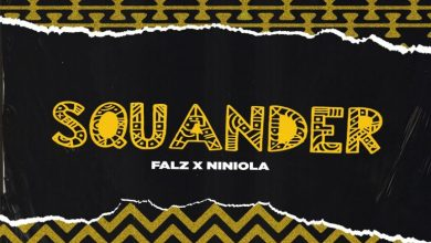 Photo of Falz – Squander Ft Niniola (Prod. by Willis)
