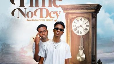 Photo of Option – Time No Dey Ft. Kweku Flick (Prod By Survivor Beatz)