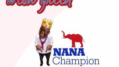 Photo of Wisa Greid – Nana Champion (Prod. by Chapter Beatz)