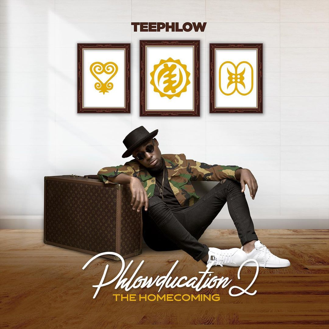 Teephlow - Ma Mind Dey (Prod. by Jaemally)
