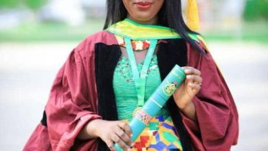 Photo of Dr Rose-Mary Gyening: Ghanaian mom becomes 1st woman to earn PhD in Computer Science from KNUST