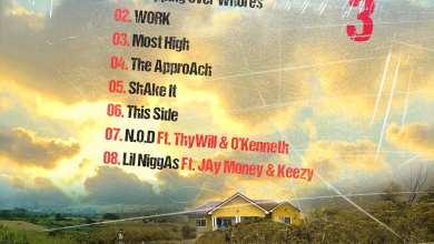 Photo of Kwaku DMC – Road To Trap House 3 (Full Album)