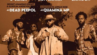 Photo of D-Black – Kontrol ft Quamina MP, Kofi Jamar, Camidoh x Dead Peepol