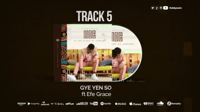Photo of KobbySalm – Gye Yen So Ft. Efe Grace