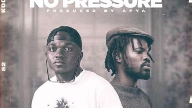 Photo of Phrimpong – No Pressure Ft Fameye