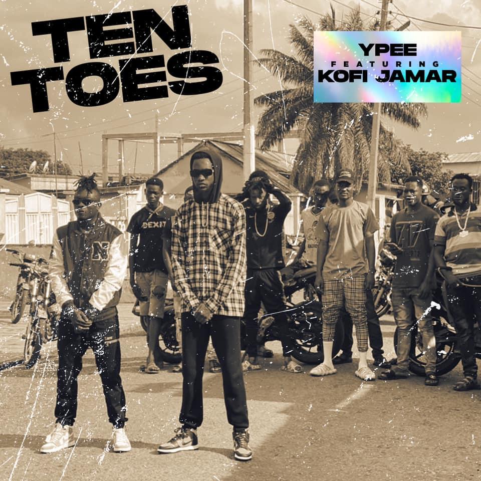 Ypee – Ten Toes Ft. Kofi Jamar (Official Video x Lyrics)