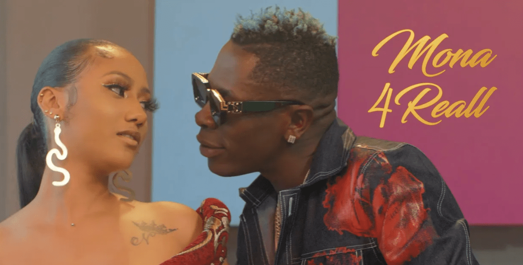 Mona 4Reall - Baby Ft Shatta Wale (Official Video)