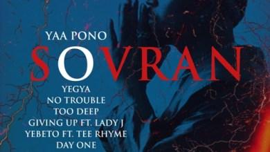 Photo of Yaa Pono – No Trouble (Sovran Album)