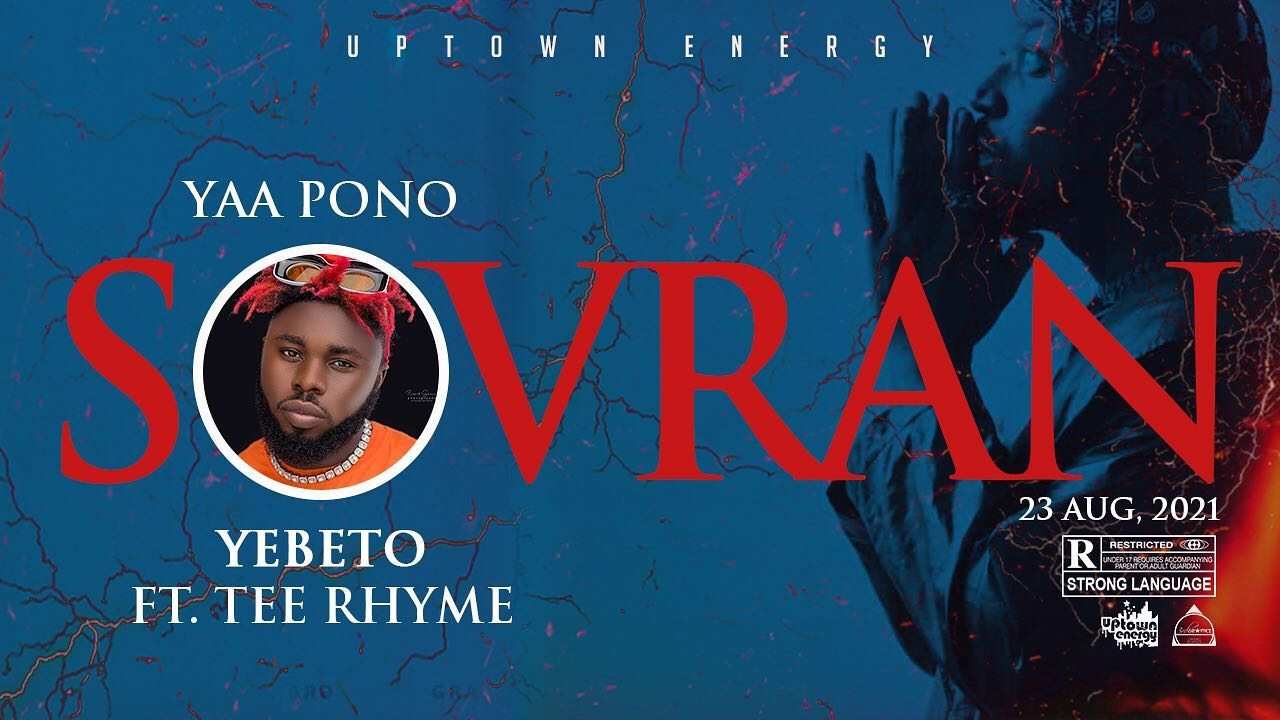 Yaa Pono - Yebeto Ft. Tee Rhyme (Sovran Album) MP3 Download