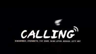 Photo of Kawabanga – Calling Ft O'Kenneth, Jay Bahd, Sean Lifer, Reggie, City Boy