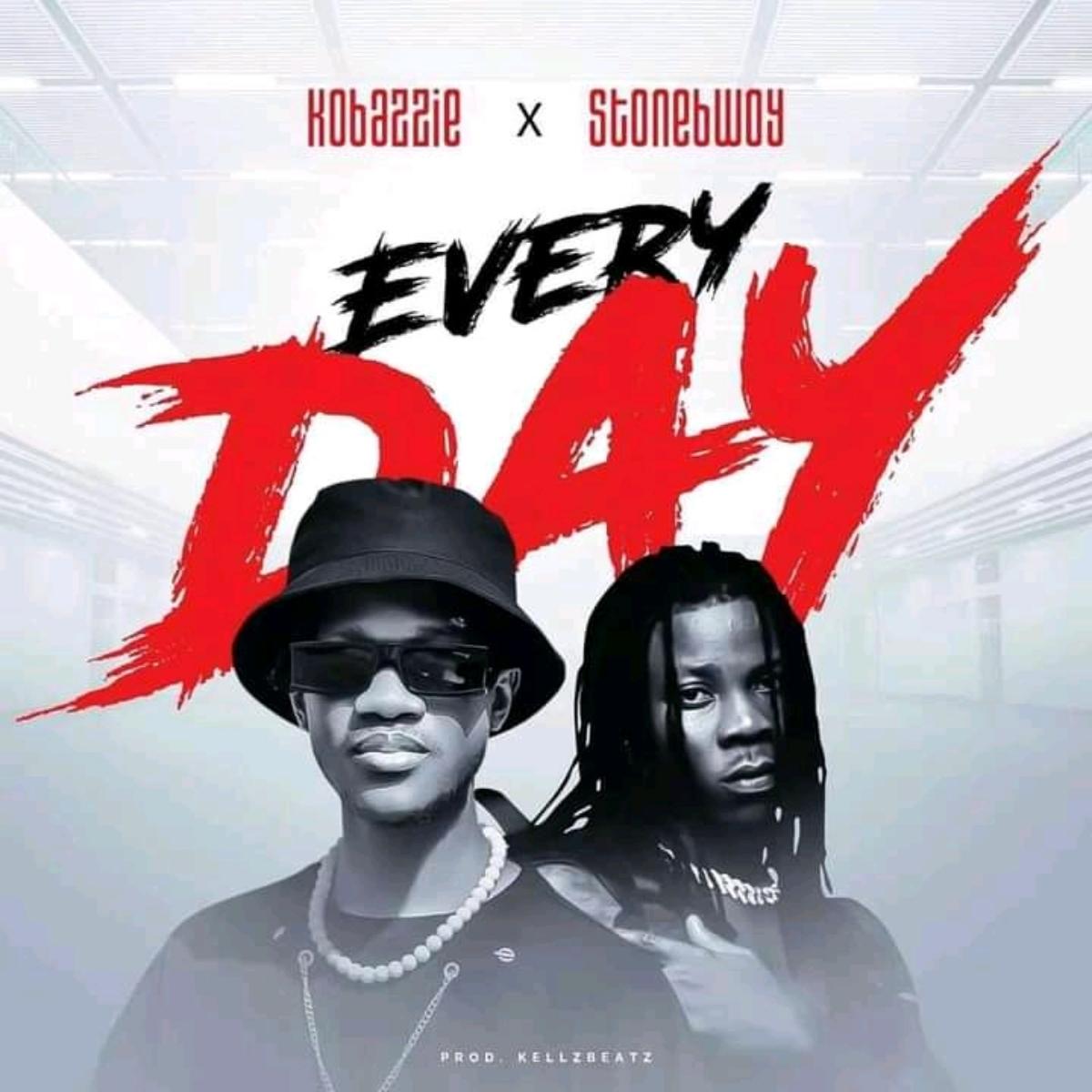 Kobazzie - Everyday Ft Stonebwoy