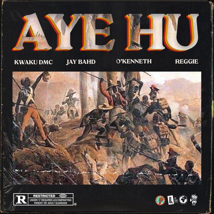 Kwaku DMC - AYE HU Instrumental Feat Jay Bahd, O'Kenneth & Reggie