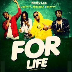 Natty Lee - For Life Ft Joint 77 x Addi Self & Skatty