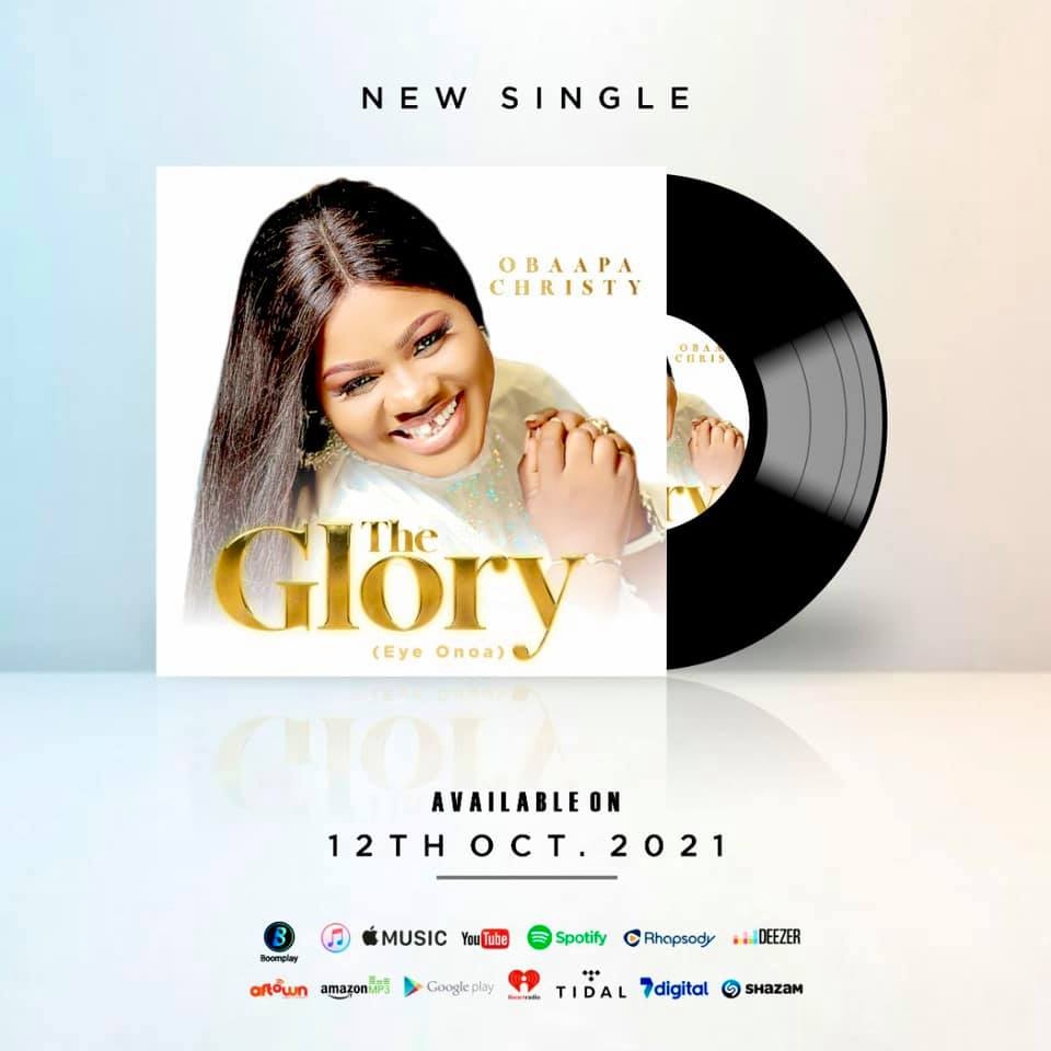 Obaapa Christy – The Glory MP3 Download