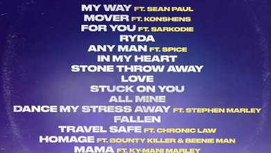 Photo of Demarco – For You Ft Sarkodie (Melody Album)
