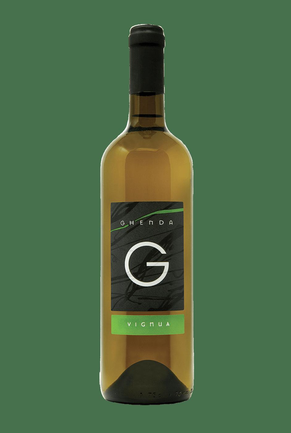 Vino Bianco Ghenda Vignua