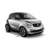 SMART Fortwo Noleggio All-Inclusive