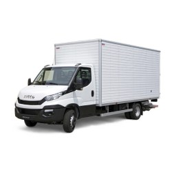 Iveco Daily 35S14N a metano Furgone in lega