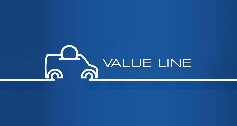 Ricambi Value Line