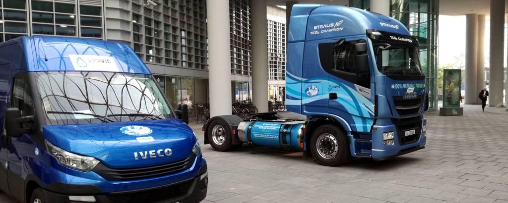 Iveco Blue Corridor Rally 2017