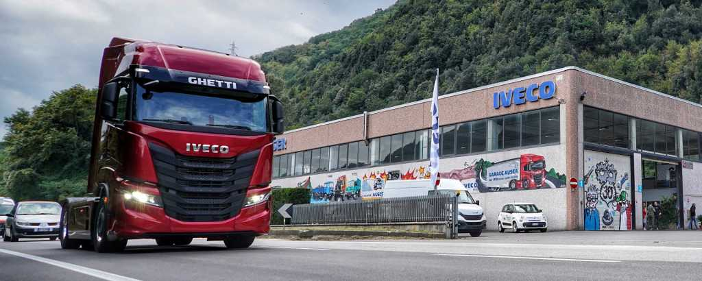 Iveco S-Way Auser
