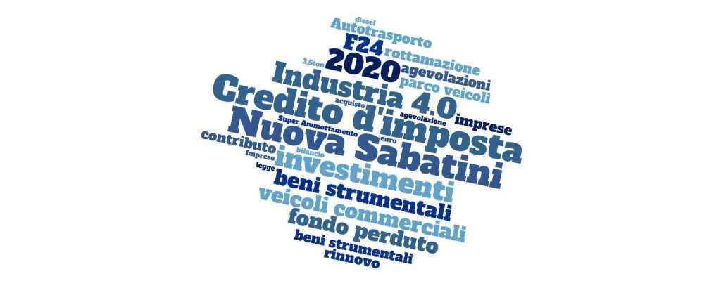 Agevolazioni 2020 1