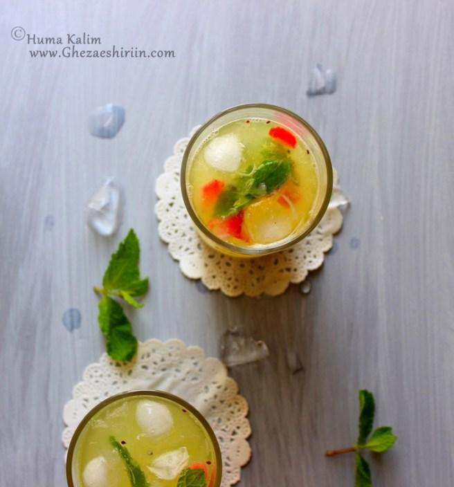 Kiwi Limeade